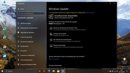 Microsoft lanza la Build 20270: Cortana es ahora más eficaz, llega el teclado dividido y mejoras en optimizar unidades