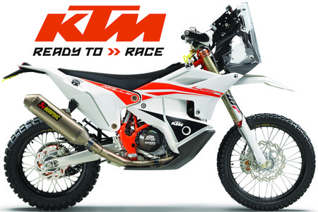 Ktm 450 Rally Replica 2021 Dakar 2