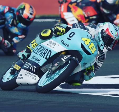 Lorenzo Dalla Porta Gp Gran Bretana Moto3 2018