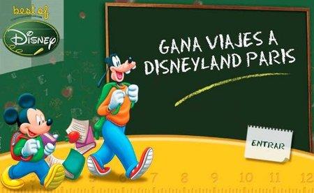 Concursos de Disney y Carrefour