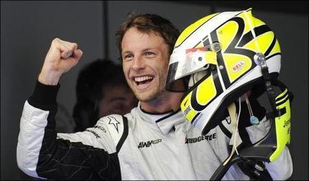 Jenson Button nuevo piloto de McLaren. Oficial