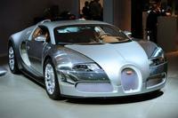 Bugatti presenta tres nuevas ediciones especiales del Veyron en el Salón de Dubai
