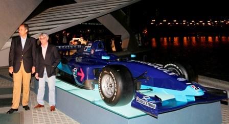 Ecclestone contraataca: el remedio contra la Fórmula 2 será la GP3
