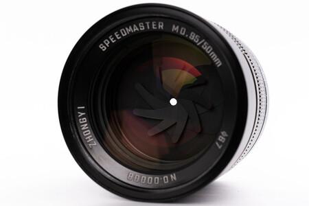 ZY Optics Mitakon Speedmaster 50mm F0.95 Leica M: un rediseño especial para los usuarios del sistema de la alemana