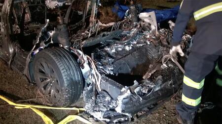Tesla accidente Texas