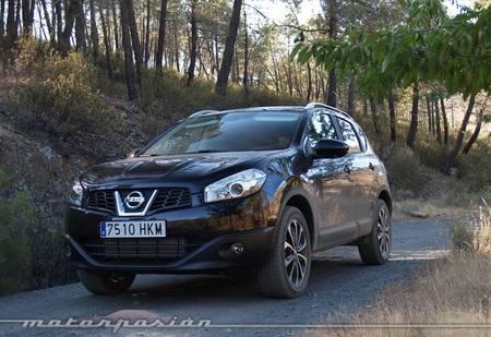 Nissan Qashqai 1.6 dCi 130 4x4 miniprueba 06