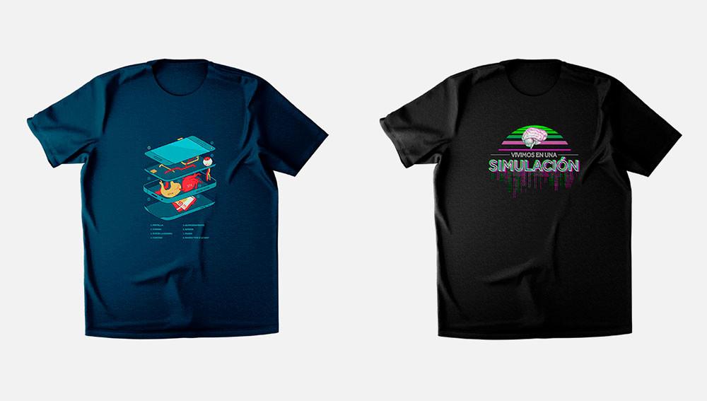 Estrenamos la Tienda Xataka con dos camisetas y oferta especial por Black Friday