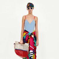 Nueva colección de baño de Zara: nada nos impide soñar ya con el verano