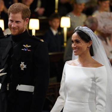 Nada de drones, esta es la suerte del fotógrafo que captó la imagen más épica de la boda del Príncipe Harry y Meghan markle