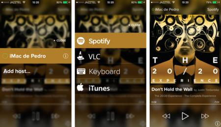 Magic Remote, controla de forma remota la reproducción de Spotify, VLC o iTunes