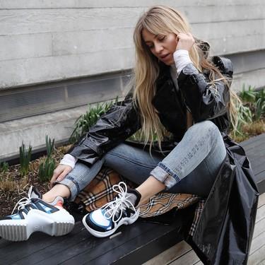 Hemos encontrado 13 dad sneakers en Pull&Bear que no tienen nada que envidiar a las del street style