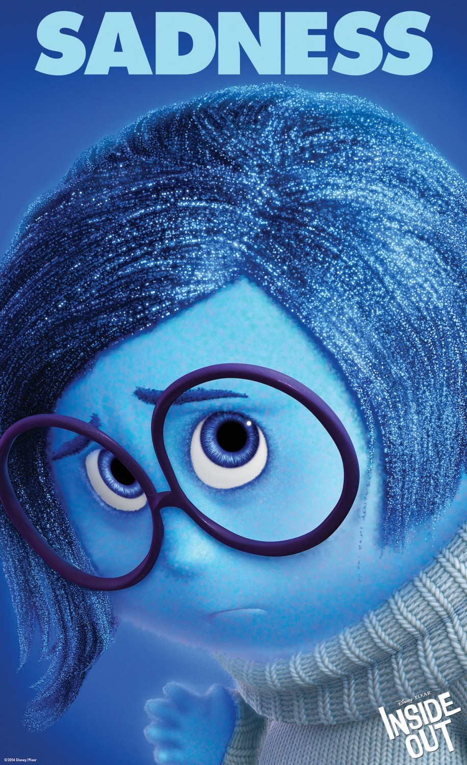 Foto de 'Del revés' ('Inside Out'), carteles (4/22)