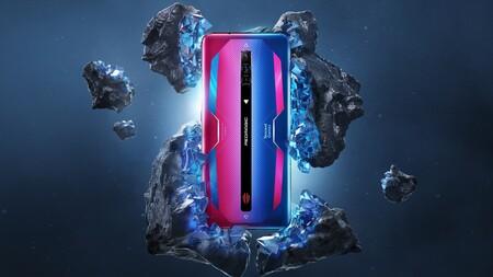 Nubia Redmagic 6 Pro Tencent Edition Oficial Pantalla 165 Hz 18 Gb Ram Snapdragon 888