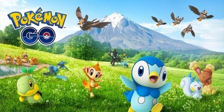 Pokémon GO: todos los Jefes de Incursión para derrotar durante el evento Celebración de la Región de Sinnoh