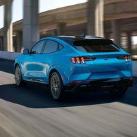 Ford Mustang Mach-E: el SUV eléctrico será capaz de predecir de forma más exacta su autonomía gracias a la nube