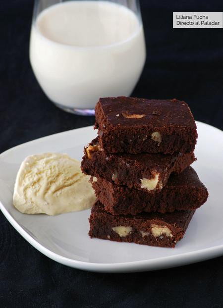 La legendaria receta de brownie de Katharine Hepburn