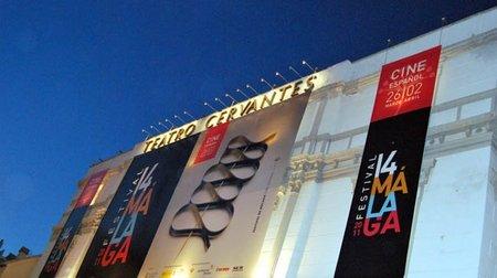 En el backstage del Festival de Cine de Málaga