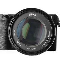Meike 85mm F1.8 FFL: un nuevo objetivo económico para monturas E de Sony