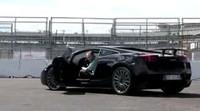 Probando el Lamborghini Gallardo Superleggera