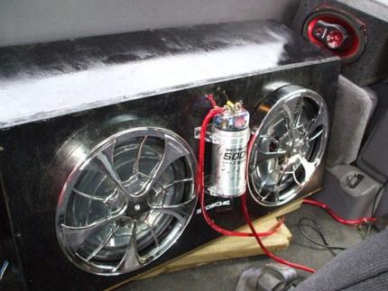 Chevy Camaro Mustang Fascia
