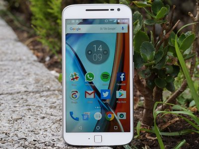 Los Moto G4 y Moto G4 Plus de AT&T ya han comenzado a recibir la actualización a Nougat