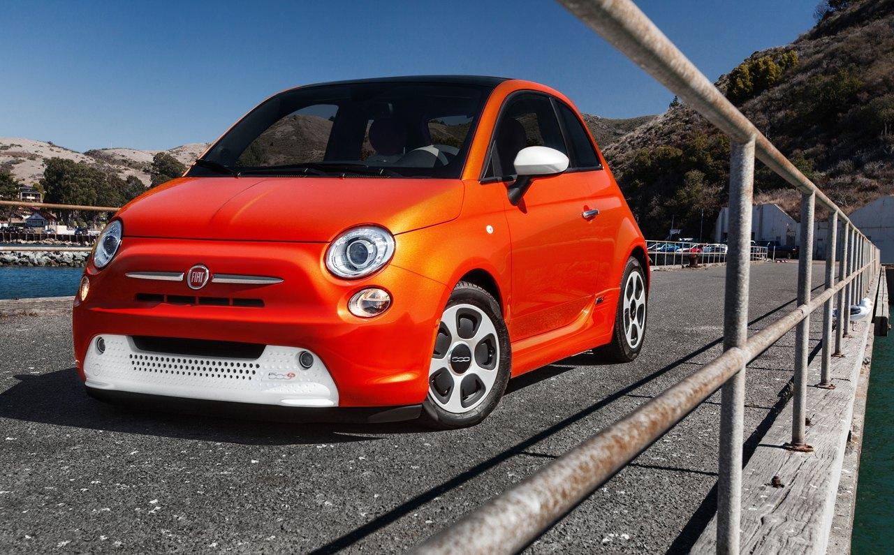 Foto de Fiat 500e (2/22)