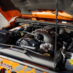 Foto 6 de 9 de la galería geiger-cars-jeep-wrangler en Motorpasión