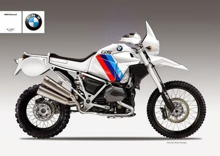 Bmw R 1200 Hubert Concept