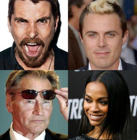 Christian Bale, Zoe Saldana, Casey Affleck y Sam Shepard en lo nuevo de Scott Cooper