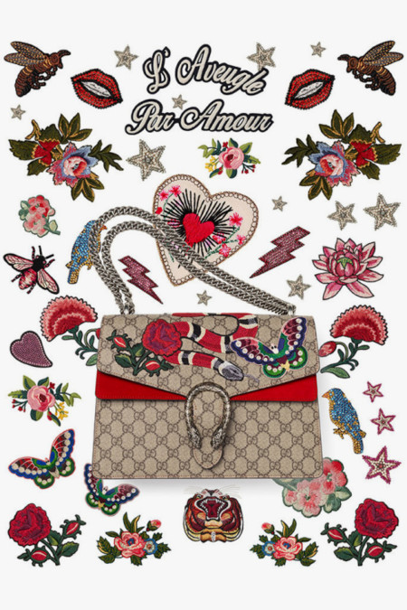Diy Gucci Dionysus Purse 01
