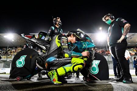 El colapso de Valentino Rossi en MotoGP: por primera vez en su vida acabó fuera de los puntos sin caída