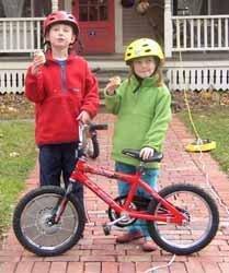 GyroBike: giroscopio para estabilizar la bici