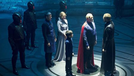 Krypton Escena Serie