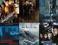 2009: Las diez peores películas
