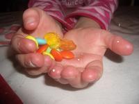 Los niños capaces de resistirse a un dulce tienen menos riesgo de obesidad en la adultez
