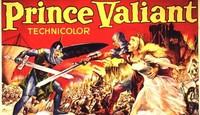 Cómic en cine: 'El príncipe Valiente', de Henry Hathaway