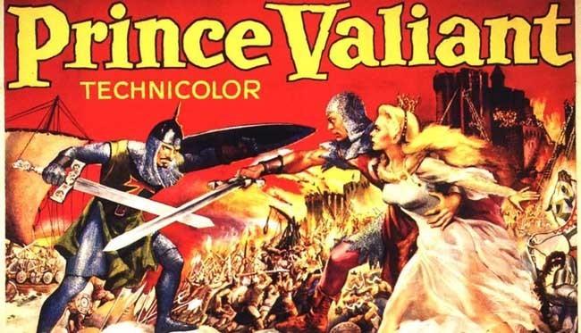 Principe Valiente cartel