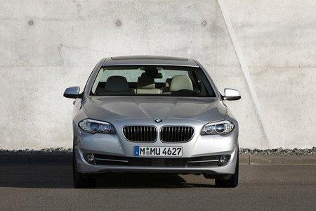 Si quieres un BMW Serie 5 ponte a la cola...