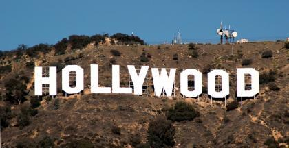 Desde dónde sacar la foto del cartel de Hollywood