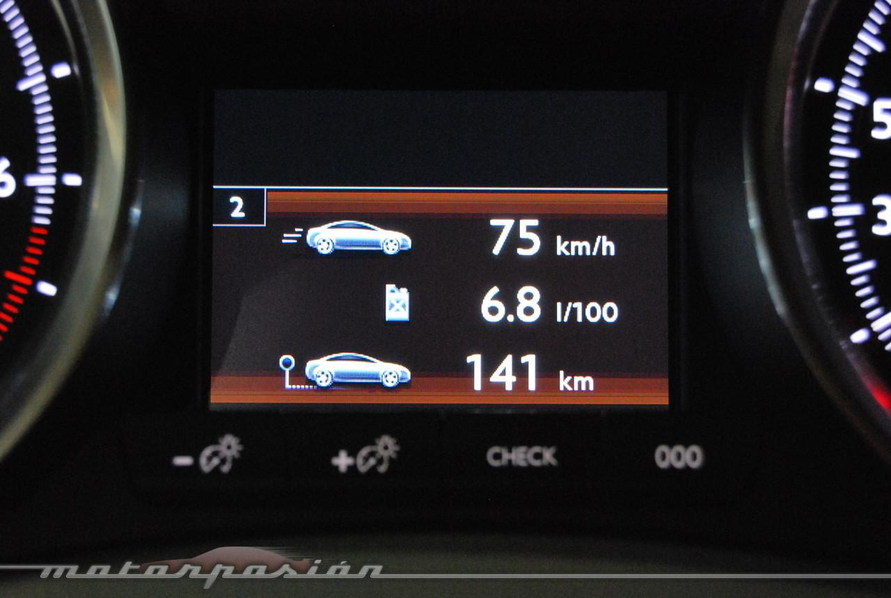 Foto de Peugeot 508 y 508 SW (presentación) (96/118)