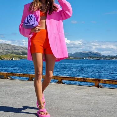 Nueve chanclas con estilo para lucir lookazo en la playa, la piscina o la ciudad