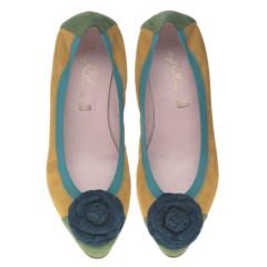 Foto 8 de 10 de la galería pretty-ballerinas-coleccion-primavera-verano-2012-a-todo-color en Trendencias