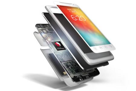 Qualcomm Snapdragon smartphone