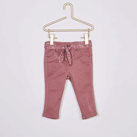 Pantalon Bebe Eco Concepcion
