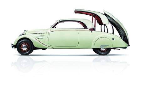 Peugeot 402aniversario 1