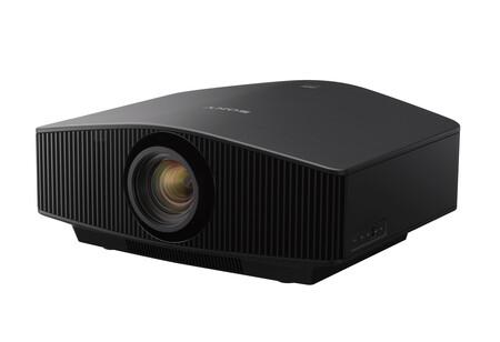 Sony presenta sus proyectores VPL-VW890ES y VPL-VW290ES, dos modelos 4K con procesador X1 para montarte un cine en casa de altura