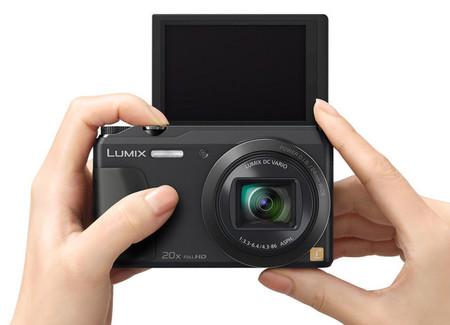 Lumix ZS35, otra compacta de Panasonic llega México lista para el verano