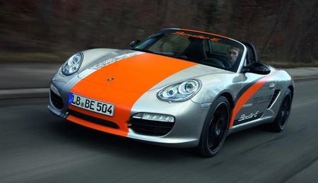 Porsche está considerando la fabricación de un coche eléctrico