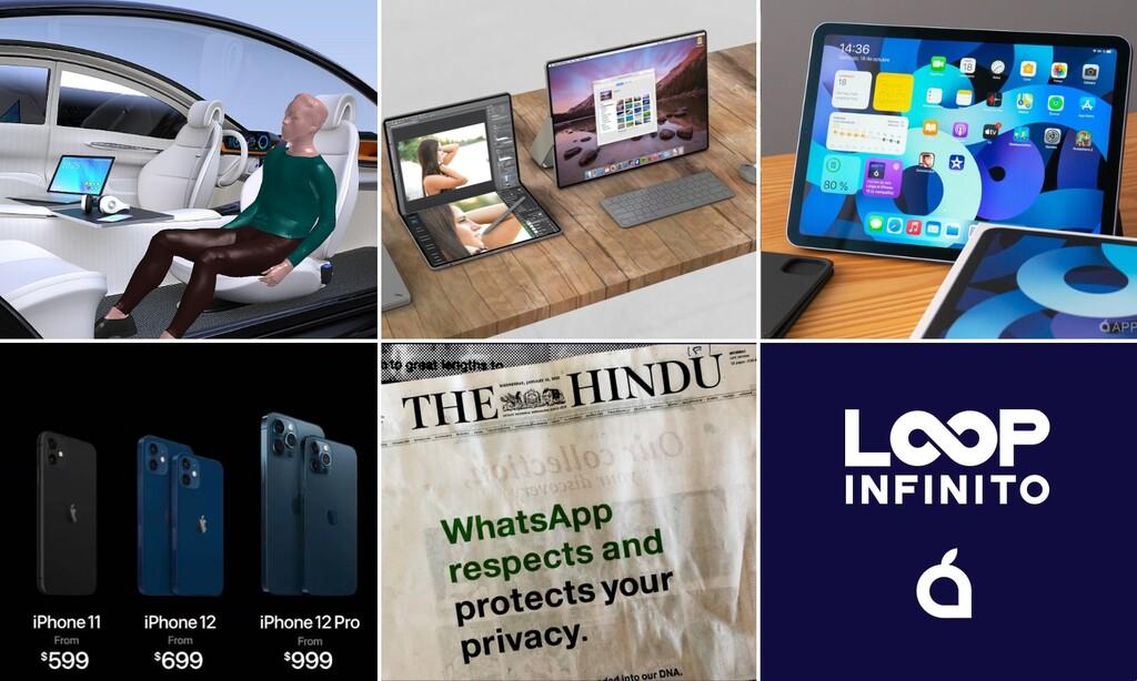 Efecto Decoy, eligiendo iPad, WhatsApp™ y sus condiciones... La semana del podcast Loop Infinito