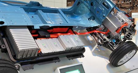 Coche Electrico Baterias 8